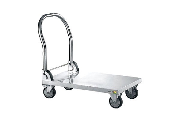 不锈钢平板医疗推车-KS-B41