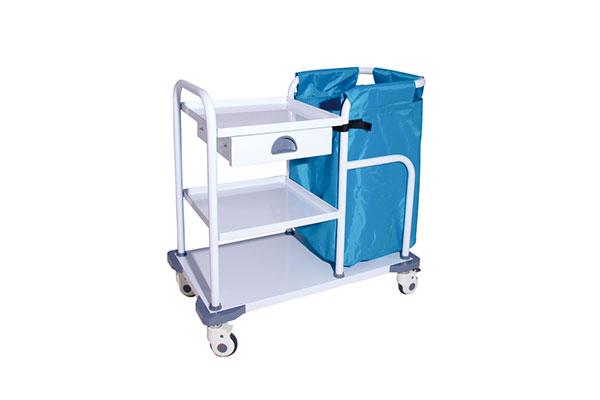 钢塑医疗护理推车-KS-B37
